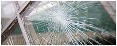 Thelwall Smashed Glass